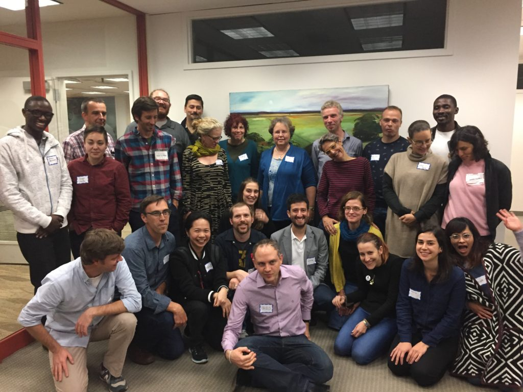 FabLearn Fellows group pic