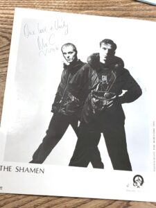 Image of the band The Shamen - 1993